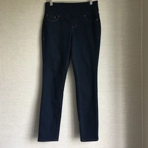 Jag High Rise Skinny Pull on Jeans